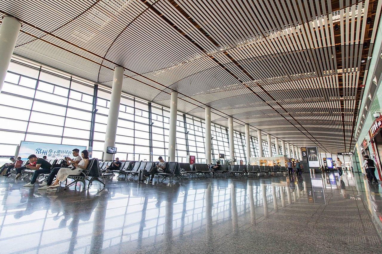 World's most unpunctual airports: Changzhou Benniu International Airport