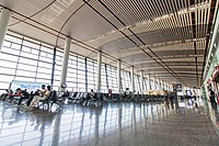 Terminal of Changzhou Benniu International Airport.jpg