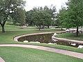 Texas State Cemetery Crescent Pond.jpg
