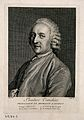 Théodore Tronchin. Line engraving by Galliard after Liotard. Wellcome V0005908.jpg