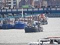 Thames barge parade - below Tower Bridge 6652.JPG