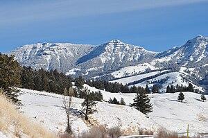 The Thunderer (Wyoming) - Image: The Thunderer YNP2010