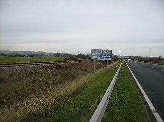 A64 road - Seamer Bypass
