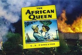 Cover van The African Queen