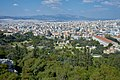 The Ancient Agora of Athens from the Areopagus on March 20, 2020.jpg