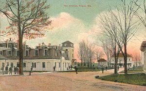 Togus, Maine - Togus in c. 1906