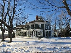 Middlefield, Massachusetts - The Big House, built 1869