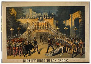 The Kiralfy Brothers - The Black Crook
