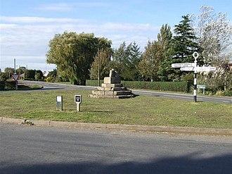 Sutton St James - St Ives Cross