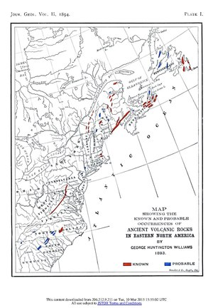 Volcanology of eastern canada wikipedia red lake greenstone beltedit ccuart Image collections