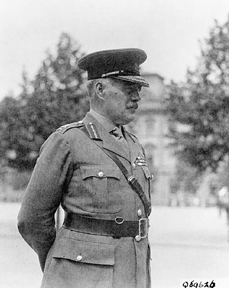 Sir William Robertson, 1st Baronet - Robertson as Chief of the Imperial General Staff during the First World War