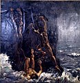 The Flood (Die Sintflut, Suendflut) by Lesser Ury (3561574020).jpg