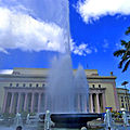 The Fountain in front of the Manila Central Post Office.jpg