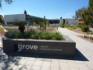 Peppermint Grove, Western Australia - The Grove Library, 1 Leake Street, Peppermint Grove, Western Australia