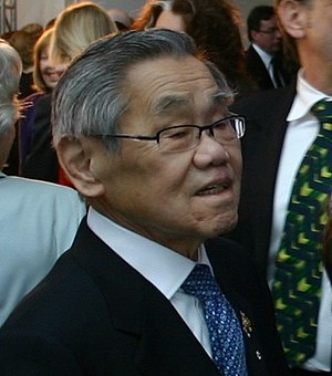 Norman Kwong - Image: The Honourable Norman Kwong cropped 2