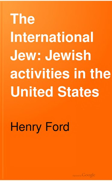 File:The International Jew - Volume 2.djvu
