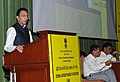 The Minister of State for Human Resource Development, Shri Jitin Prasada addressing the 62nd Meeting of Central Advisory Board of Education (CABE), in New Delhi on October 10, 2013.jpg