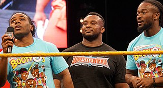 The New Day (professional wrestling) Professional wrestling tag team