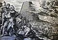 The Phillip Medhurst Picture Torah 74. Tower of Babel. Genesis cap 11 vv 1, 9. Jode.jpg