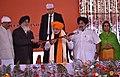 The Prime Minister, Shri Narendra Modi at a function in Punjab to mark 350th Birth Anniversary Celebrations of Shri Guru Gobind Singh Ji, in Punjab (2).jpg