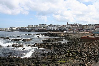 Portstewart small town in County Londonderry, Northern Ireland