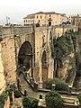 The Puente Nuevo bridge in Ronda.jpg
