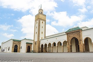 Ahl Fas Mosque