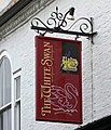 The Sign of the White Swan - geograph.org.uk - 725635.jpg