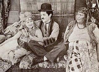 <i>The Slave</i> (1917 comedy film) 1917 film