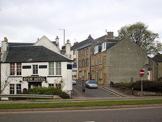 Cumbernauld Village