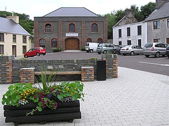 Clonmany - The Square, Clonmany.
