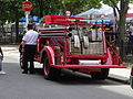 The Toronto Fire Department keeps this beautiful 75 year old fire engine in service for public and ceremonial events, 2015 08 06 (5) (20162411768).jpg