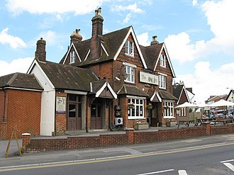 Caterham Arms pub bombing - The Caterham Arms in 2009