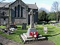 The War Memorial, St Mary's, Red Lake, Ketley - geograph.org.uk - 1173529.jpg
