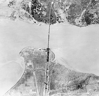 Battle of Sittang Bridge - Sittang Bridge