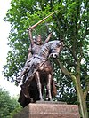 The Wladyslaw Jagiello monument in NYC 7.jpg