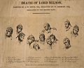 The death of Lord Nelson on the quarter deck aboard HMS Vict Wellcome V0006850.jpg