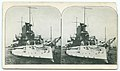 The new battleship 'Maine' with her 12-inch guns that guard the nation's honor (9344747436).jpg