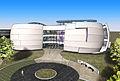 The new planetarium and exhibition centre at ESO Headquarters.jpg