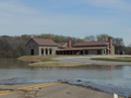 Theodore Roosevelt National Wildlife Refuge Visitor Center (under construction), 23 March 2019.png