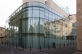 Grimshaw Architects - Thermae Bath Spa: the main building, 2006