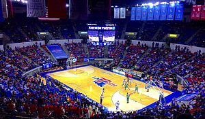 Louisiana Tech Lady Techsters basketball - Thomas Assembly Center