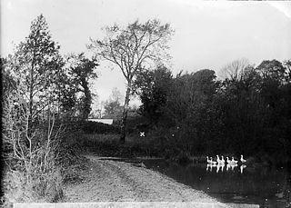 Thomas Charles' birthplace Pantdwfn, Llanfihanel Abercywyn