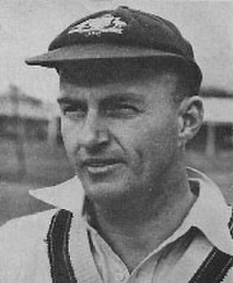 Bill O'Reilly (cricketer) - Image: Tiger O'Reilly