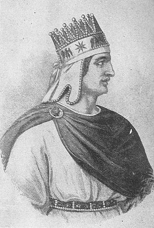 Tigranes the Great - Image: Tigran the Great illustration