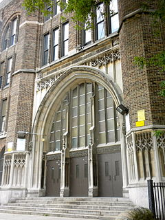 William T. Tilden Middle School Public middle school in Philadelphia, Pennsylvania