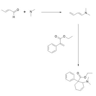 Tilidine - Image: Tilidine synthesis