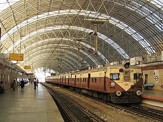 Mylapore - MRTS station, Mylapore