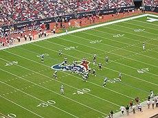 Partido entre los Tennessee Titans y los Houston Texans en el Reliant  Stadium a50dbdffd08