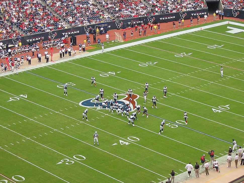 Titans Texans